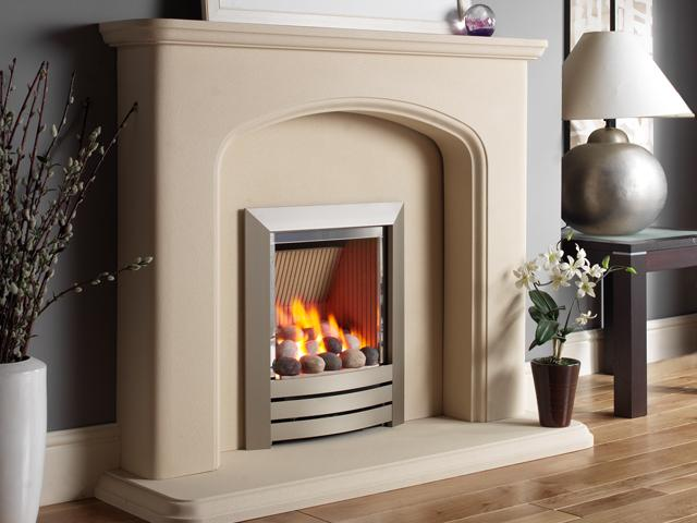 Kinder Camber Inset Gas Fire York Fireplaces Amp Fires
