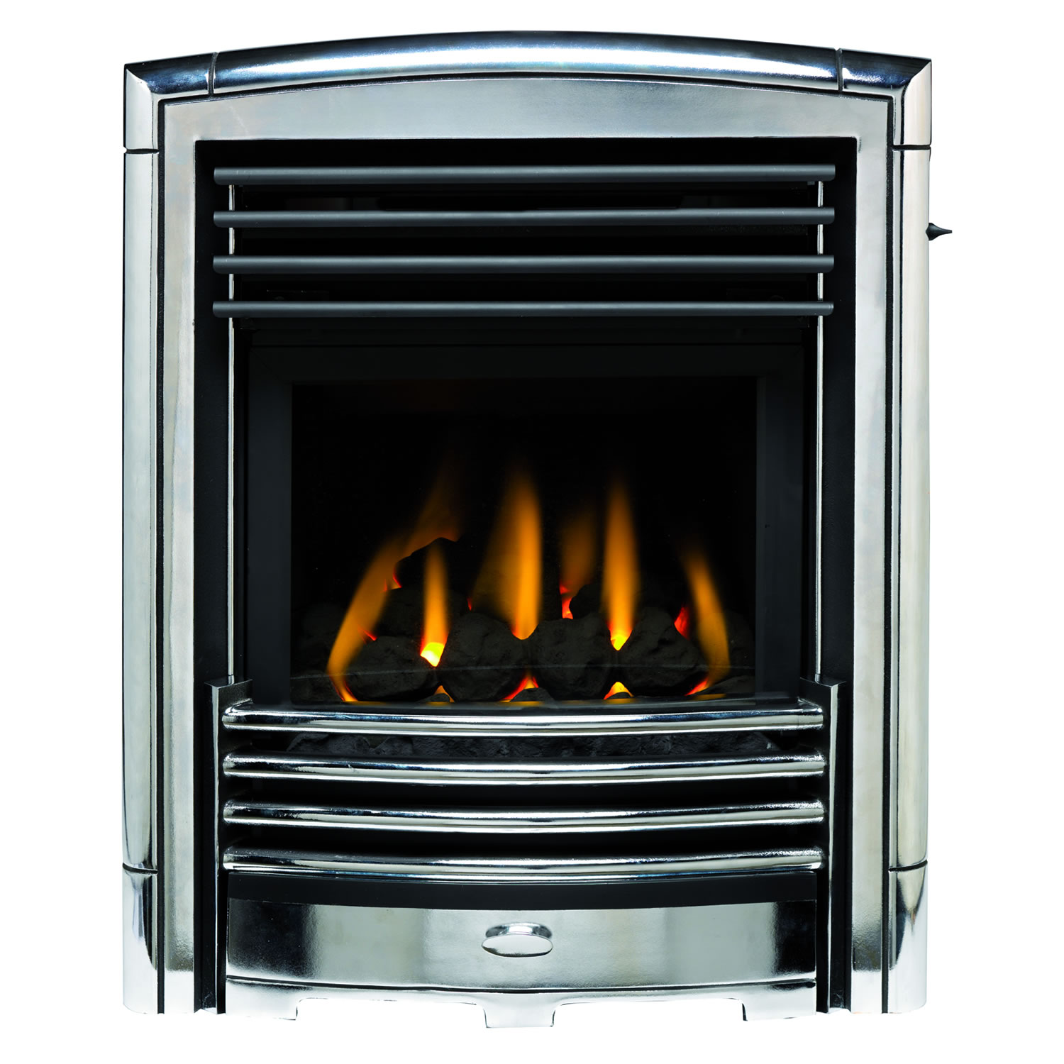 valor petrus he glass fronted inset gas fire york fireplaces u0026 fires