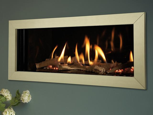 Kinder Eden Hole In Wall Gas Fire York Fireplaces Fires