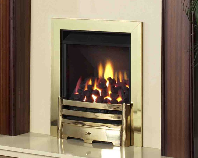 Legend Vantage Inset Gas Fire - York Fireplaces & Fires