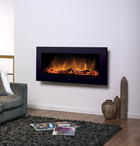 Dimplex Sp16 Wall Hung Hole In Wall Electric Fire York