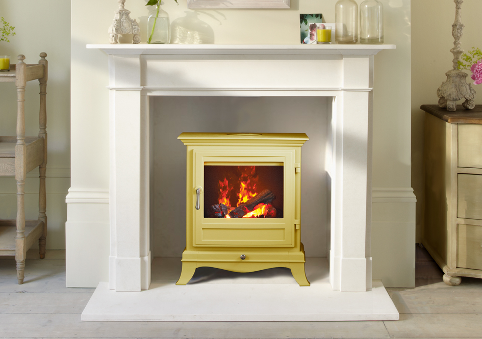 Chesneys Beaumont Electric Stove York Fireplaces Fires