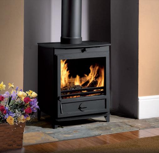 Fireline Fp Fx 5 Wide Multi Fuel Stove York Fireplaces