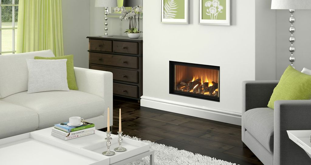 Infinity 600fl Hole In Wall Gas Fire York Fireplaces Amp Fires