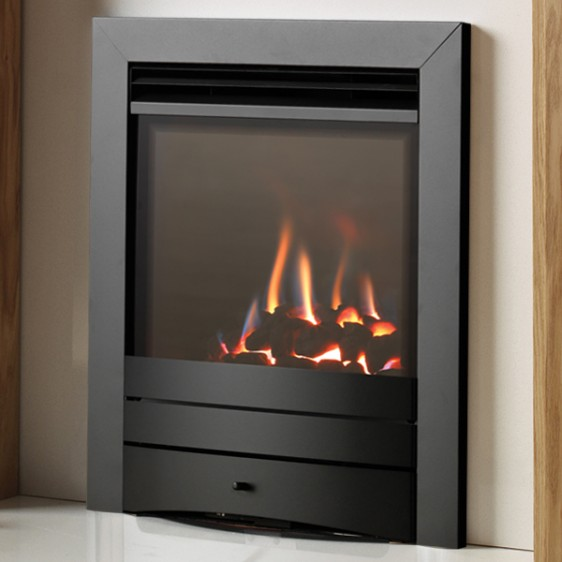 Legend Evora Glass Fronted Gas Fire York Fireplaces Fires