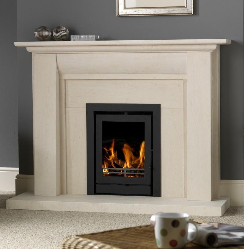 Stokesay Limestone Fireplace York Fireplaces Fires