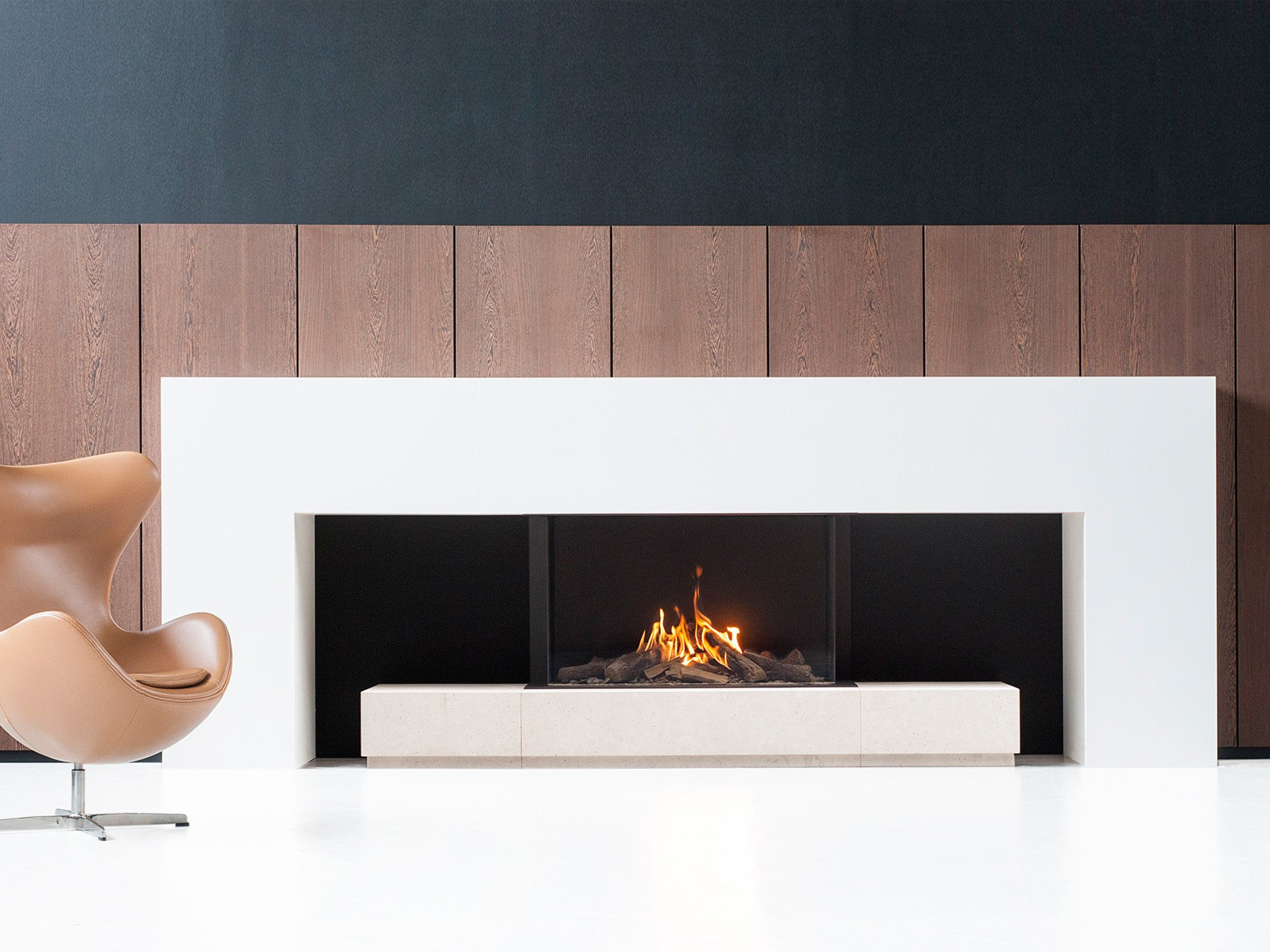 contemporary sided prod fireplace view closed hearth product bell bellfires gas
